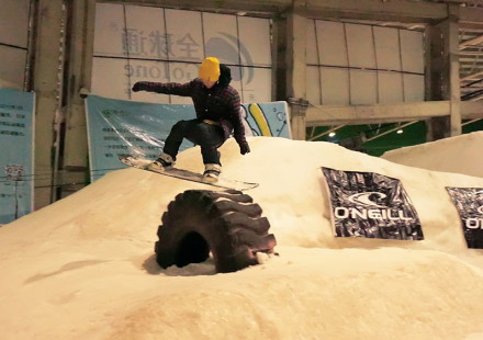 2014_ONEILL BOARDZONE ROOKIE CAMP_wheel ollie