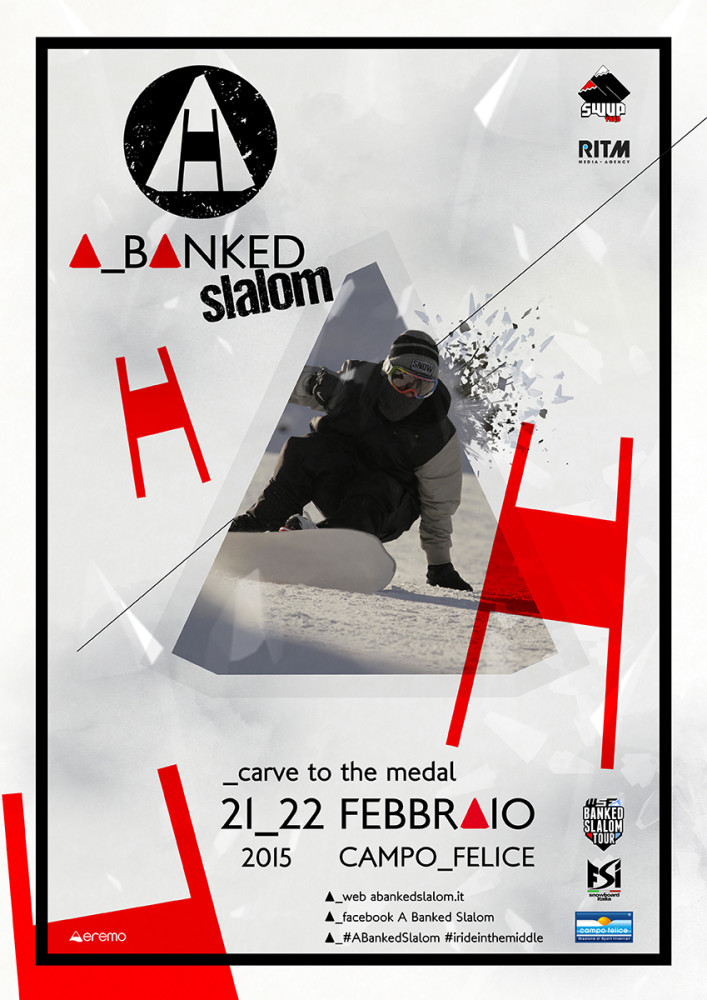 A Banked Slalom