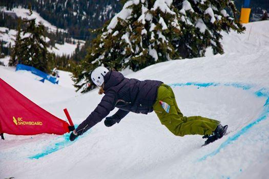 banked-slalom