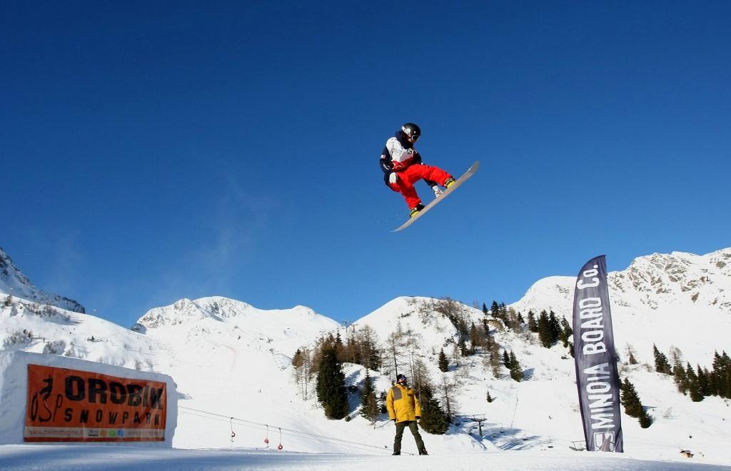 Report first stop Italian Snowboard Tour - World Snowboard Federation