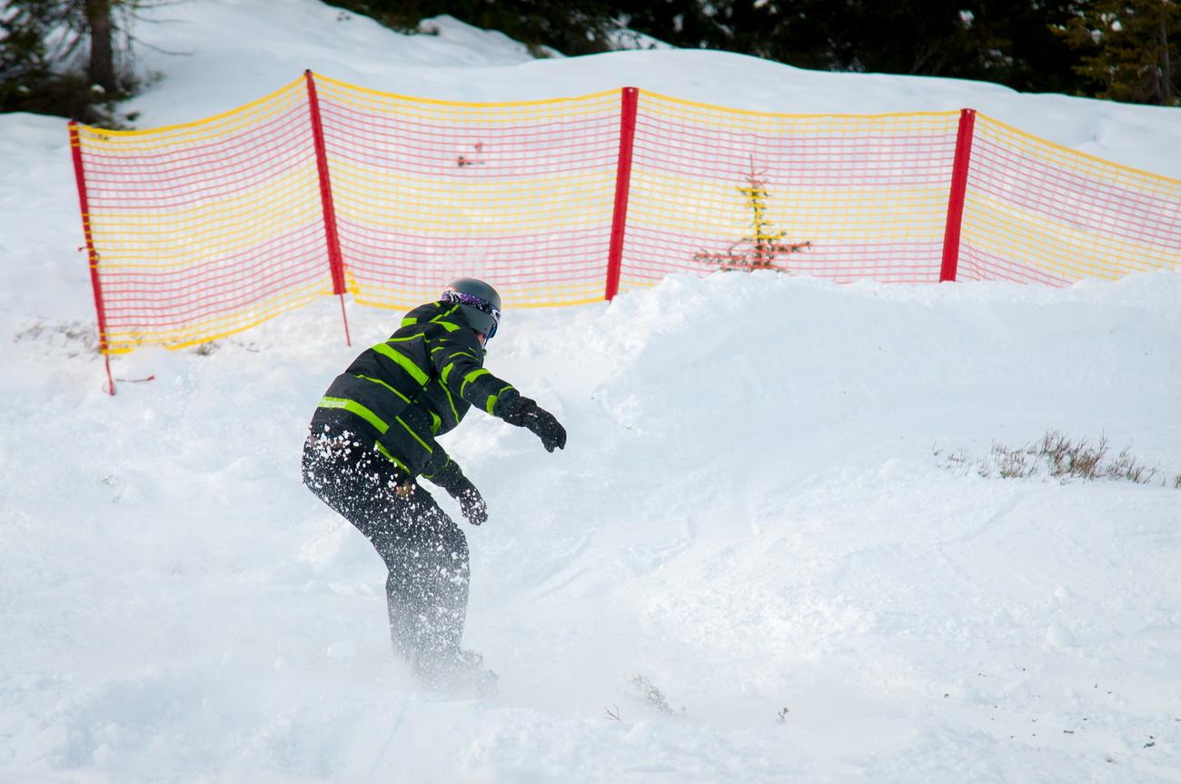 Living Room Banked Slalom  Results