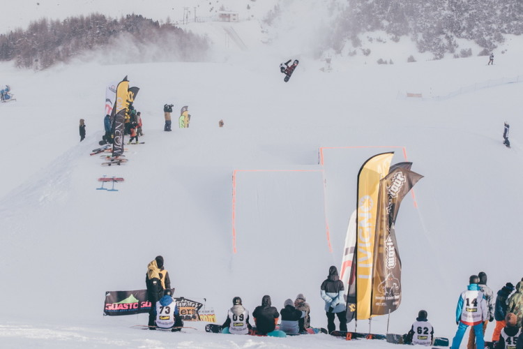 Livigno - WOrld Rookie Fest 2016