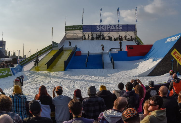 World Rookie Rail Jam by Skipass – 27.29 oct