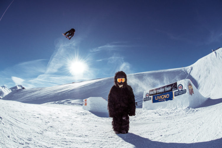 Snowboarding At The 2020 Olympic Winter Games.World Rookie Fest Is Back In Livigno For Its 15th Edition